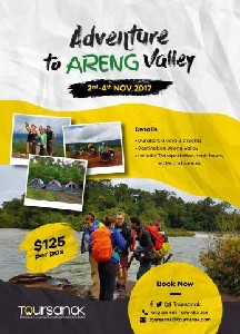 Adventure to Areng Valley