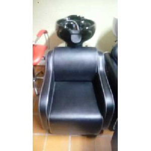 992 - Ceramic backwash unit. Suitable for hair salon.