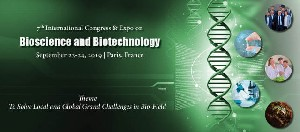 7th International Congress and Expo on Bioscience and Biotechnolo