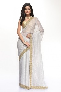 Shop For Latest Indian Designer Embroidery Sarees Online In Kolkata