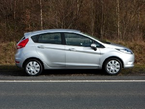 2012 12 Ford Fiesta 1.2 Edge