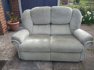Sherbourne 2 Seat Manual Reclining Sofa