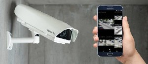 Anti-theft surveillance and access control surveillance