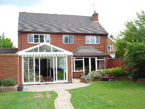Bringing in natural light with a Conservatory