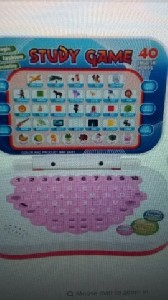 Tablet Chinese English Learning Machine Game Computer Education