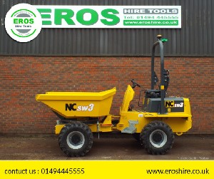 The Best Mini Dumper Hire