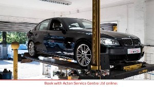 Acton Car Service Centre in London