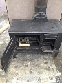 The Evelynn (Victorian stove) Fireplace Original, Genuine