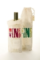 Wine Bottle Bag/ Cotton Bottle Bag/ Promotional Bag