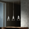 Gemma S3D Hanging Lamp With 3 Lights