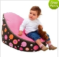 ywxuege 2016 new multicolor Baby Bean Bag Snuggle Bed Portable Seat Nursery Rocker multifunctional baby beanbag chair