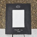 Personalised Any Message 5x7 Slate Photo Frame