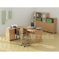 Adonia - Contract melamine laminate desks