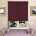 Controliss Liso Mulberry battery powered roller blind