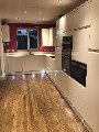 Wren fitted kitchen ( handless gloss white)