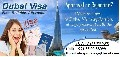 DUBAI ( uae) 15 Days Visa USD 110