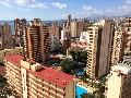 BENIDORM Penthouse 2 bedrooms with large private terrace and BBQ