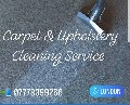 CARPET AND UPHOLESTERY CLEANING SERVICES IN LONDON