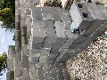 80 Hollow Dense Concrete Blocks 440 x 215 x215mm - UNUSED