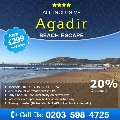 Save Up to 52 percent on Agadir Beach Escapes Offer Starts