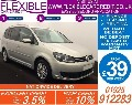 2011 VW TOURAN 1.6 TDI SE DIESEL MANUAL 7 SEAT MPV 38K