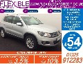 2013 VW TIGUAN 2.0 TDI BMT SE DIESEL MANUAL ESTATE 73K