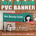Cheap Outdoor PVC Banner Printing in Cardiff Free Delivery