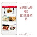 Want iPhone and Android App Development Company For Restaurants?