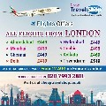 Cheap Flight from London To India +44 020 7993 2801