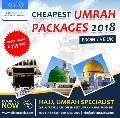 Cheapt Umrah packages from the UK