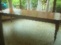 SOLID PINE EXTRA LONG FARMHOUSE TABLE - Maidstone