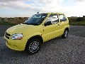 Suzuki Ignis 1.3GL in great condition and with low miles