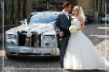 Wedding Chauffeur Driven Car Hire - Imperial Ride