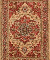 Latest rug in collection - Windsor Rug Beige/Red