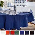 Round Tablecloths UK