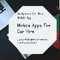 Car hire business apps in Livingston