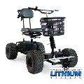 Titan Lithium Golf Buggy with Lithium Battery