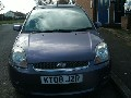 2008 FORD FIESTA ZETEC CLIMATE 1.4, 5-DOOR HATCHBACK