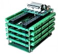 Easydaq relay cards with UK support. Control via USB, Ethernet