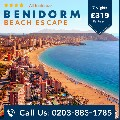 Jet off to All Inclusive Benidorm Beach Break