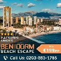 Great Savings on Benidorm Beach Escapes