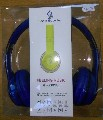 Base Booster Bluetooth Headphone BB-3008BT