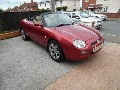 1998 MGf for sale