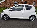 2012 TOYOTA AYGO 1.0 VVTI FIRE 3 DOOR HATCHBACK
