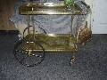 Vintage Tea Serving Trolley