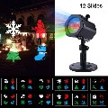 Christmas LED Projector Light