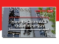 How To Clean ACP Sheet Exteriors