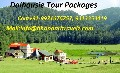 Visit Dalhousie Tour Package with Bhandari Travelz Pvt. Ltd