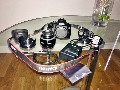 Canon 4000d For Sale with or without 50mm lens and ESDDi Flash