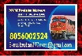NVM | Freight Movers Sine 1979 | Chennai Rly. Clearing Agency 645 | 8056002524